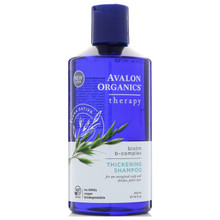 Avalon Organics, Biotin B-Complex Therapy, 14 fl oz (414 ml)