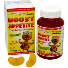 Vitamin Friends, Boost Appetite Vegetarian Gummies, 36 Caps