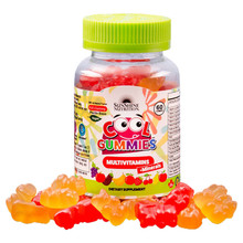 Sunshine Nutrition Cool Gummies Multivitamins+Minerals, 60 Gummies