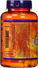 NOW Foods L-Glutamine 1000 mg 120 Caps
