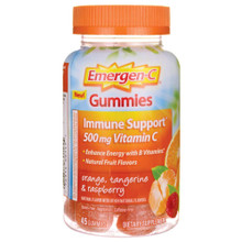 Emergen C Gummies, Mix, 45 Gummies