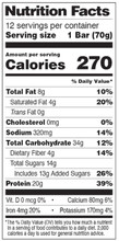 PROBAR - Base Protein Bar, Chocolate Bliss, 70g
