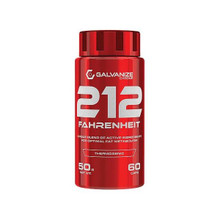 GALVANIZE NUTRITION 212 Fahrenheit, 60 Caps