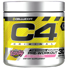 Cellucor C4 Original,Juicy Candy Burst, 195g, 30 Svg