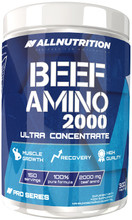 All Nutrition, Beef Amino 2000, 300 Tablets