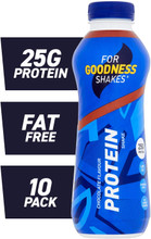 For Goodness Shakes High Protein Chocolate Shake, 475ml