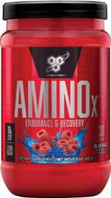 BSN Amino X, Blue Raspberry, 30 Servings