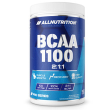 All Nutrition BCAA 1100 2:1:1, 300 Caps