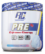 Ronnie Coleman Signature Series Pre XS Extreme Energy, Cotton Candy