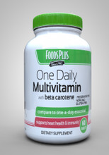 FOOD PLUS One Daily Multivitamin 60Tablets