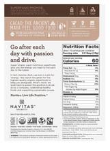 Navitas Organics Cacao Powder, 8oz.