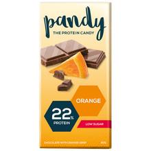 Pandy Chocolate Tablet Orange 80 grm