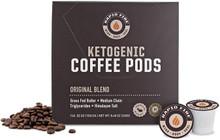 Rapid Fire Ketogenic Coffee Pods, Original 8.48 oz