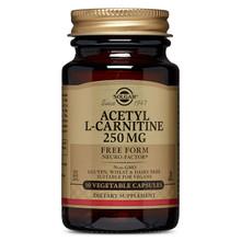 Solgar – Acetyl L-Carnitine 250 mg, 30 Capsules