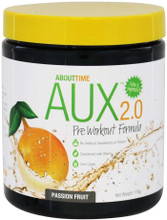 About Time AUX 2.0, Passion Fruit, 176 Grams