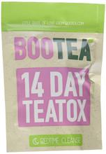 Bootea Bedtime Cleanse Tea (14 days)