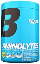 Beast Sports Nutrition – Aminolytes, 30 Svg., Pineapple Flavor