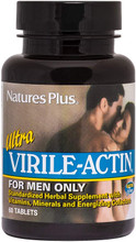 NaturesPlus Ultra Virile-Actin Tablets - 60 Tablets