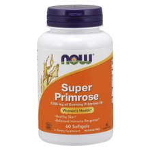 NOW - Super Primrose, 60 Soft Gels