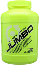 Scitec Nutrition Jumbo - 4400g, Chocolate