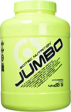 Scitec Nutrition Jumbo - 4400g, Strawberry