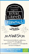 Royal Green Magnesium 60 Capsules