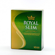 Herbal Home Royal Slim 40 Gel Capsules