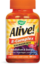 Nature's Way Alive! B-Complex 60 Gummies