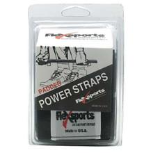 Flexsports Padded Lifting Power Strap - Black