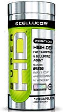 Cellucor Super HD,120 Caps