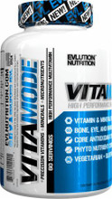 EVLUTION NUTRITION VITAMODE High Performance Multi-Vitamin 120 Servings