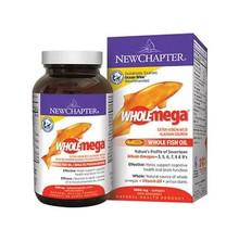New Chapter Wholemega 1000 mg 60 sg