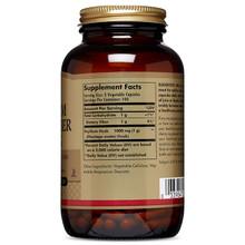 Solgar Psyllium Husks Fiber 500 mg, 200 Capsules
