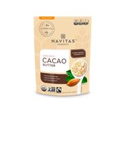 Navitas Organics Cacao Butter 8Oz.