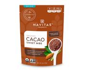 Navitas Organics Cacao Nibs Sweeten 4Oz.