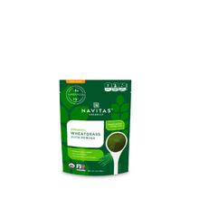 Navitas Organics, Organic Wheatgrass Juice Powder.