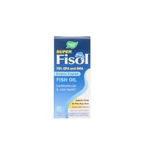 Nature's Way, Super Fisol Fish Oil, Enteric-Coated, 90 Softgels