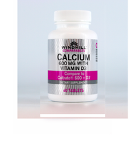 Foodsplus Calcium 600mg with Vitamin D3 /600mg lu 60 tablet