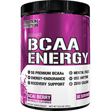 EVLUTION BCAA ENERGY 30SVG 291GMS ACAI BERRY