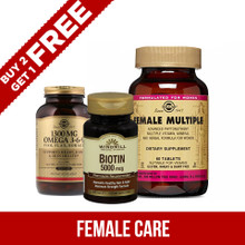 FEMALE CARE 2+1 OFFER