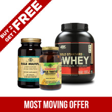 COMBO PACK MUSCLE LIVER HEALTH (COMB014)