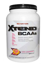 Scivation Xtend BCAAs  - Pink Lemonade, 90 Servings
