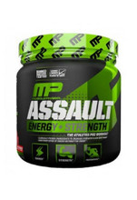 Musclepharm Assault Sport - Strawberry Ice, 30 Servings
