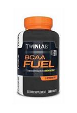 Twinlab BCAA Fuel - 180 Tabs