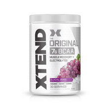 Scivation Xtend BCAA - GLACIAL  Grape, 30 Servings
