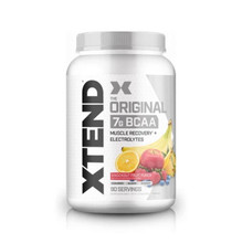 Scivation Xtend Knockout BCAAs - Fruit Punch, 90 Servings