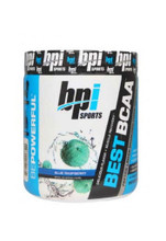 Bpi Sports Best BCAA - Blue Raspberry, 30 Servings
