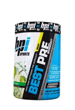 Bpi Sports Best Pre Pre-Workout Powder - Apple Pear, 30 Servings