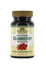 Windmill Cranberry 750 Mg - 30 Capsules