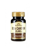 Windmill Beta Carotene 25,000 IU - 100 Softgel Capsules